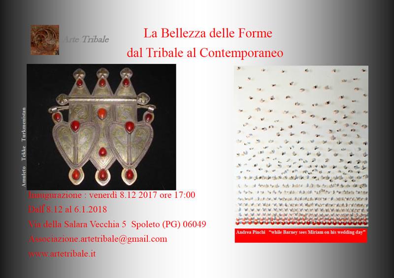 Eventi e Mostre Arte Tribale Associazione Culturale Carmen Moreno Spoleto Umbria Italy