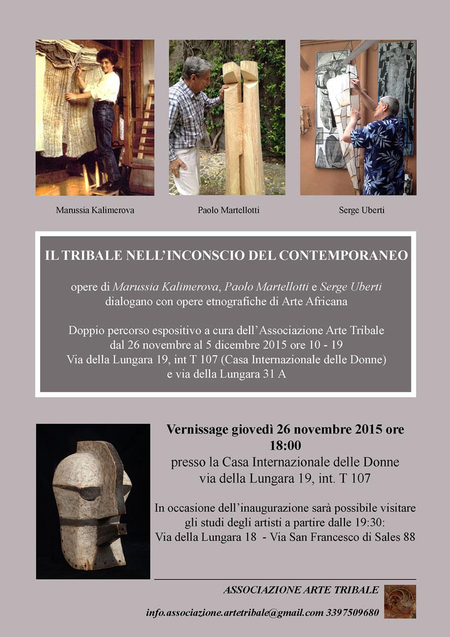Eventi e Mostre - Arte Tribale Associazione Culturale - Spoleto Umbria - Italy - Carmen Moreno -