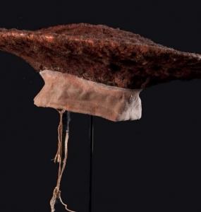 Copricapo Zulu Zimbawe fibre miste D 45cm