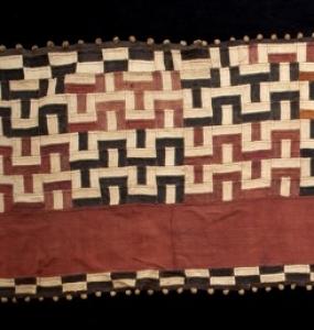 Gonna Ntshak Kuba R.D.D Rafia H 82 x 400 cm