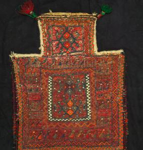 Sacca per il sale, Bakhtiyari Iran, lana H 64 cm
