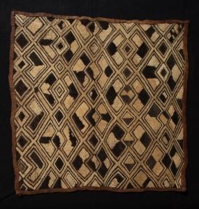 Velluto dei Kasai R.D.C Rafia 42 x 41 cm