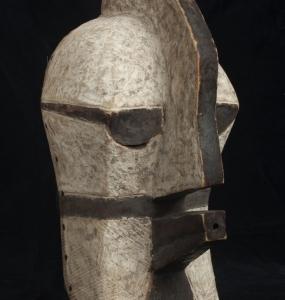 Maschera Songhe R.D.C Legno e pigmenti H 45