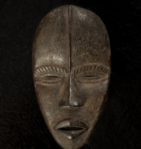 Maschera, Liberia, Bassa, 22 x 12