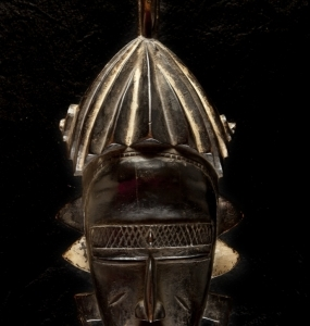 Maschera, Liberia, Bassa, 47 x 20
